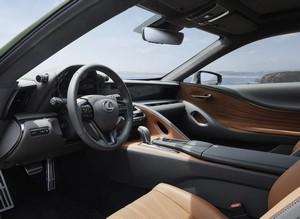 Foto Salpicadero Lexus Lc-edicion-limitada Cupe 2020