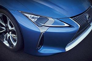 Foto Detalles (4) Lexus Lc500-h Cupe 2016