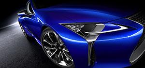 Foto Exteriores (11) Lexus Lc500-h Cupe 2016