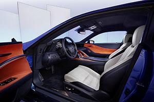 Foto Interiores (1) Lexus Lc500-h Cupe 2016