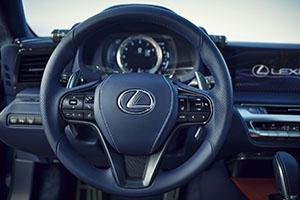 Foto Interiores (3) Lexus Lc500-h Cupe 2016