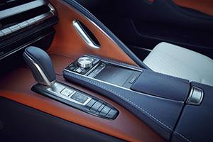 Foto Interiores (4) Lexus Lc500-h Cupe 2016