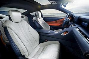 Foto Interiores (6) Lexus Lc500-h Cupe 2016