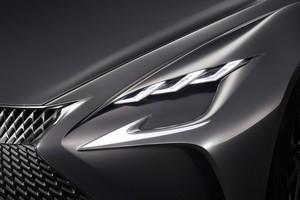 Foto Detalles 2 Lexus Lf-fc Concept 2015
