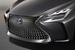 Foto Detalles Lexus Lf-fc Concept 2015