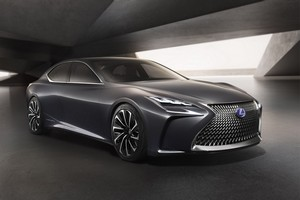 Foto Exteriores 1 Lexus Lf-fc Concept 2015