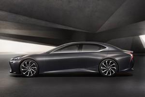 Foto Exteriores 3 Lexus Lf-fc Concept 2015
