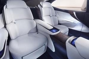 Foto Interiores 1 Lexus Lf-fc Concept 2015