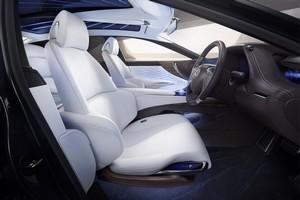 Foto Interiores Lexus Lf-fc Concept 2015