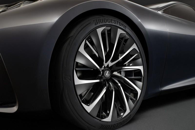 Foto Detalles Lexus Lf Fc Concept 2015