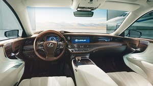 Foto Salpicadero Lexus Ls Sedan 2017