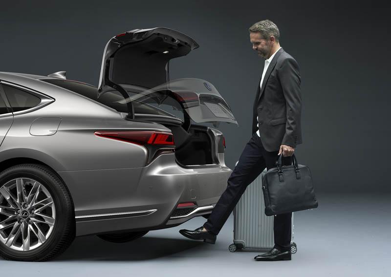 Foto Detalles Lexus Ls Sedan 2021