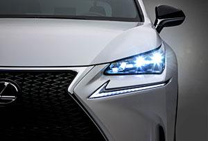 Foto Detalles (1) Lexus Nx Suv Todocamino 2014