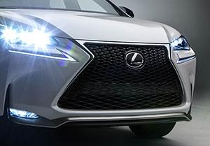 Foto Detalles (2) Lexus Nx Suv Todocamino 2014