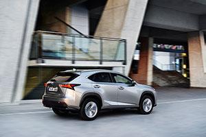 Foto Exteriores (15) Lexus Nx Suv Todocamino 2014