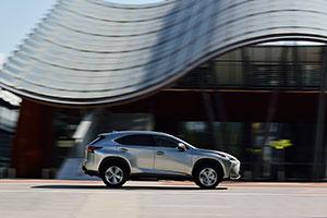 Foto Exteriores (16) Lexus Nx Suv Todocamino 2014