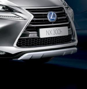 Foto Detalles 3 Lexus Nx-300h-sport-edition Suv Todocamino 2017
