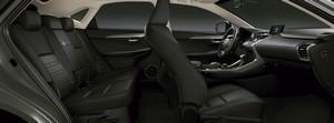 Foto Interiores Lexus Nx-300h-sport-edition Suv Todocamino 2017