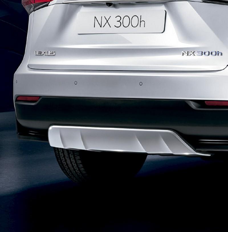 Foto Detalles Lexus Nx 300h Sport Edition Suv Todocamino 2017