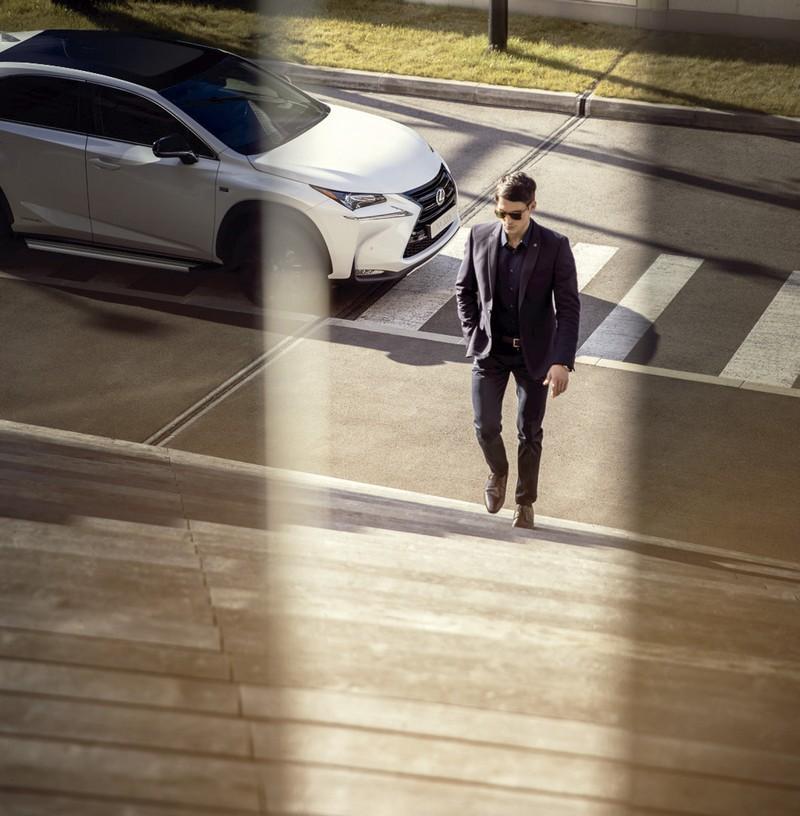 Foto Exteriores Lexus Nx 300h Sport Edition Suv Todocamino 2017