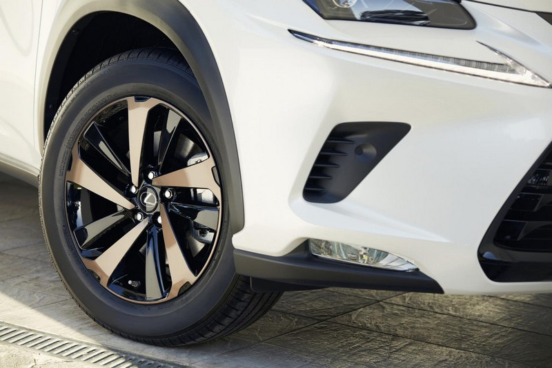Foto Detalles Lexus Nx 300h Sport Edition Suv Todocamino 2018