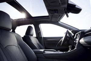 Foto Interiores Lexus Rx-450 Suv Todocamino 2016