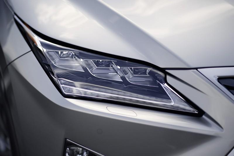 Foto Detalles 1 Lexus Rx-450 Suv Todocamino 2016