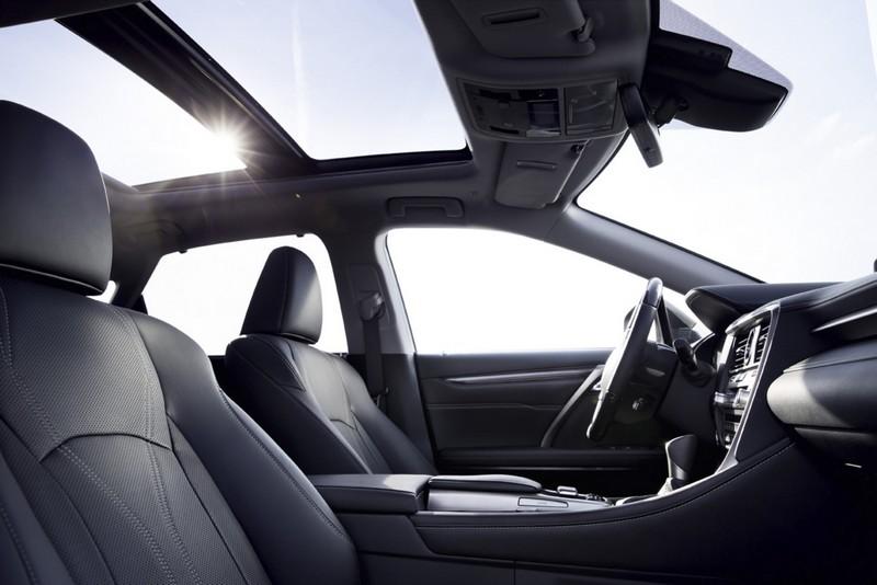 Foto Interiores Lexus Rx 450 Suv Todocamino 2016