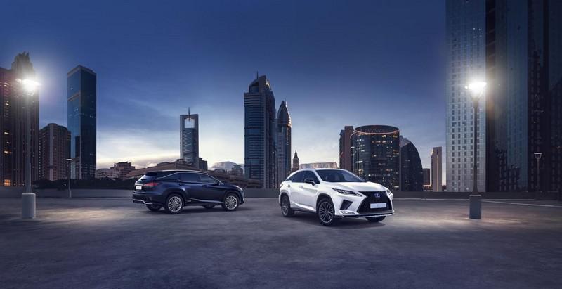 Foto Exteriores Lexus Rx 450 H Suv Todocamino 2019