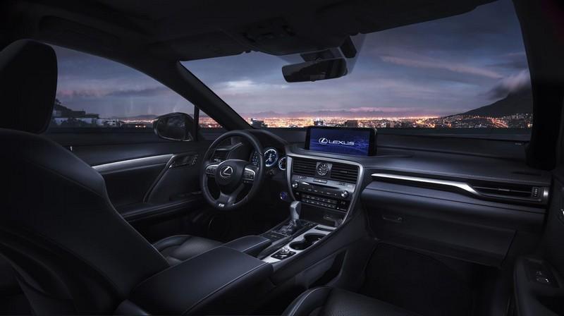 Foto Salpicadero Lexus Rx-450-h Suv Todocamino 2019