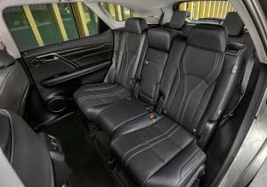 Foto Interiores (7) Lexus Rx-450-h-l Suv Todocamino 2018