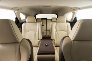 Foto Interiores 1 Lexus Rx-450-h-l Suv Todocamino 2018