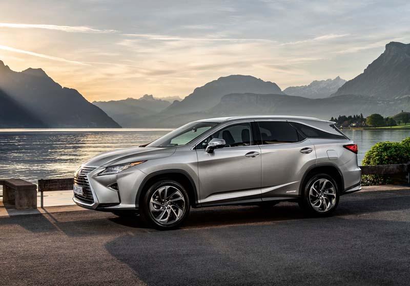 Foto Exteriores Lexus Rx 450 H L Suv Todocamino 2018