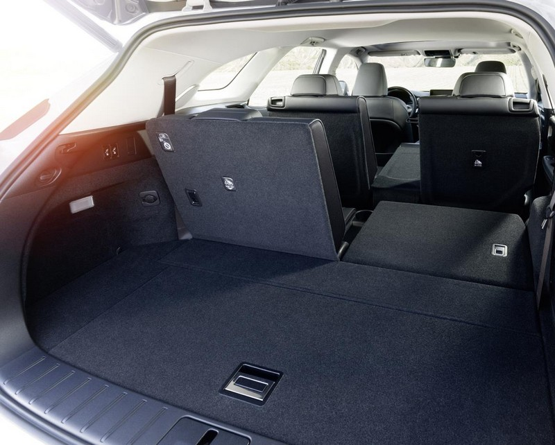 Foto Interiores Lexus Rx-450-h-l Suv Todocamino 2018