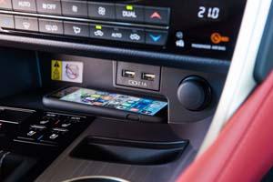 Foto Detalles (11) Lexus Rx-450h Suv Todocamino 2020