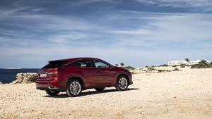 Foto Exteriores (16) Lexus Rx-450h Suv Todocamino 2020