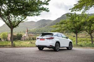 Foto Exteriores (8) Lexus Rx-450h Suv Todocamino 2020