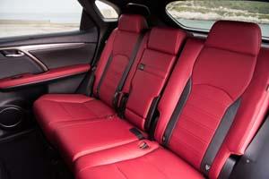 Foto Interiores (1) Lexus Rx-450h Suv Todocamino 2020