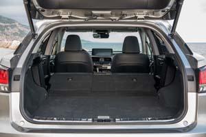 Foto Interiores (11) Lexus Rx-450h Suv Todocamino 2020