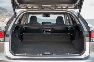 Foto Interiores (12) Lexus Rx-450h Suv Todocamino 2020