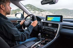 Foto Interiores (15) Lexus Rx-450h Suv Todocamino 2020