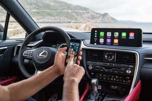 Foto Interiores (17) Lexus Rx-450h Suv Todocamino 2020