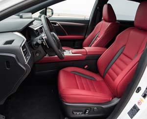 Foto Interiores (4) Lexus Rx-450h Suv Todocamino 2020
