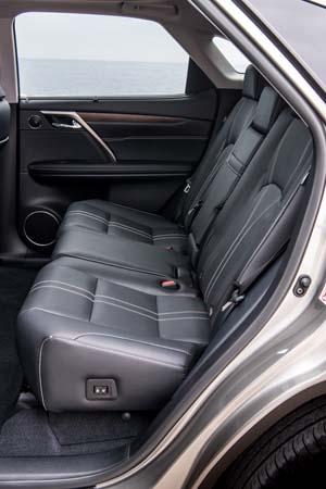 Foto Interiores (7) Lexus Rx-450h Suv Todocamino 2020