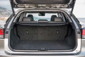 Foto Interiores (9) Lexus Rx-450h Suv Todocamino 2020