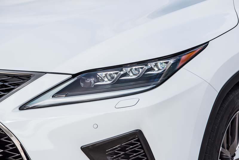 Foto Detalles (15) Lexus Rx-450h Suv Todocamino 2020