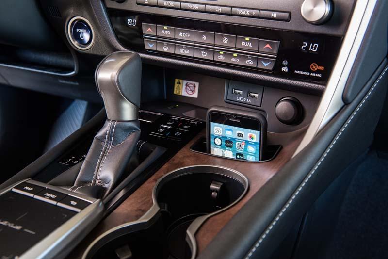 Foto Detalles Lexus Rx 450h Suv Todocamino 2020