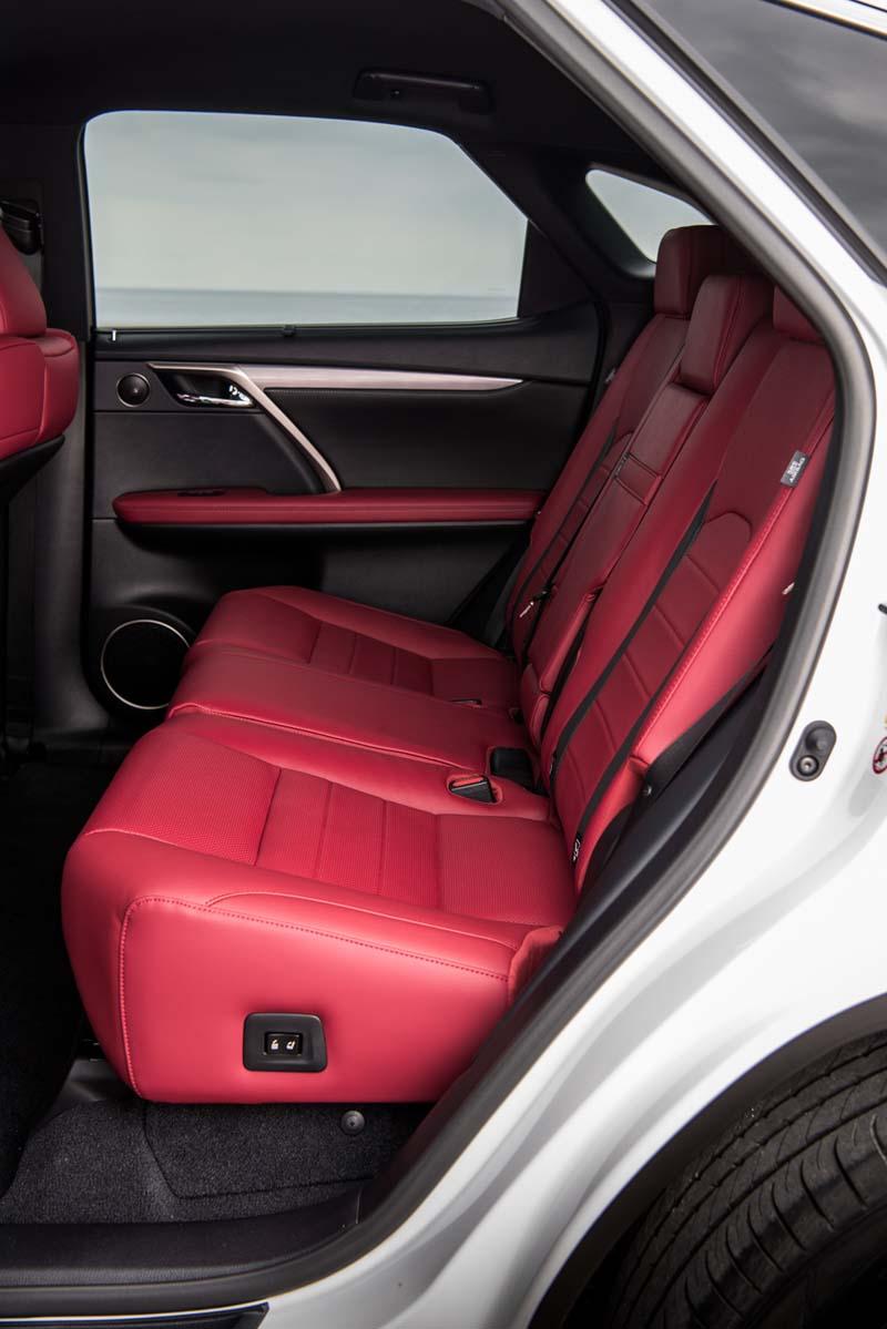 Foto Interiores (2) Lexus Rx-450h Suv Todocamino 2020