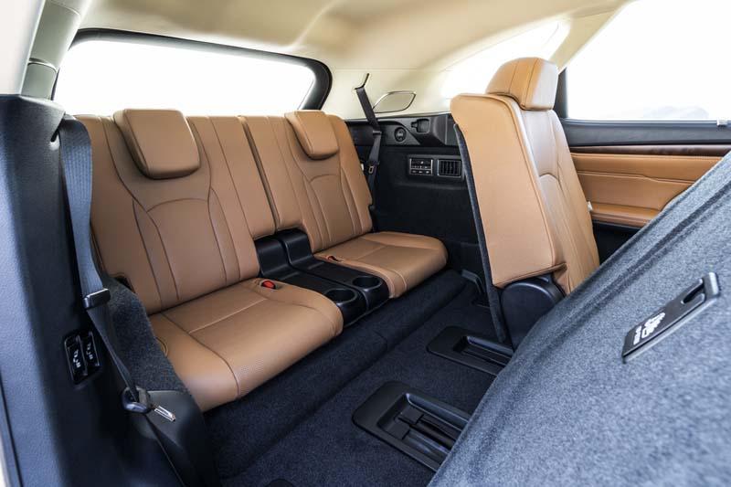 Foto Interiores Lexus Rx 450h Suv Todocamino 2020