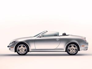 Foto Perfil Lexus Sc Descapotable 2006
